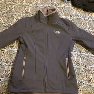 North face jacket women's small